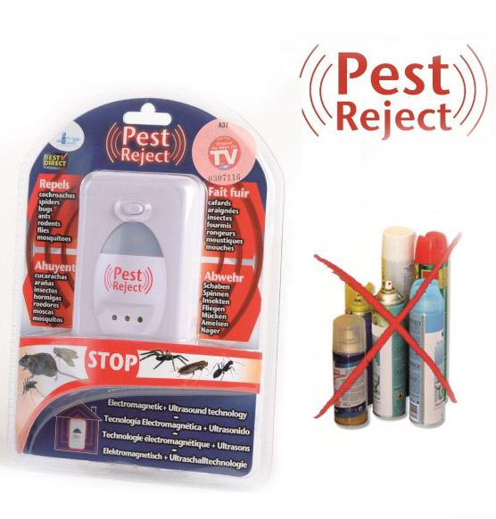 отпугиватель от насекомых мобильный