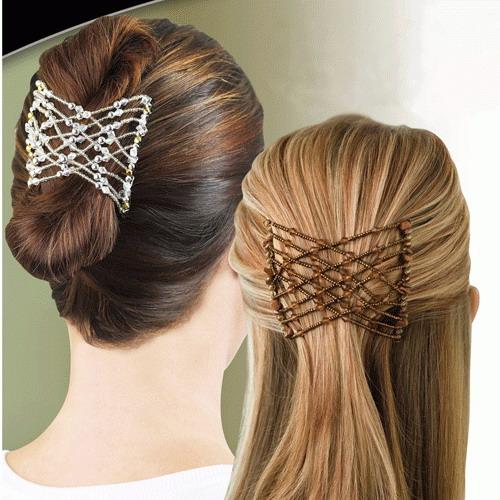 Приготовление аксессуаров для волос вручную
